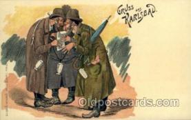 jud001341 - Judaic, Judaica, Postcard Postcards