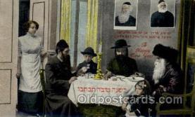 jud001343 - A Happy New Year, Judaic, Judaica, Postcard Postcards