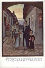 jud001354 - Judaic, Judaica, Postcard Postcards