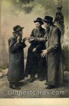 jud001357 - Judaic, Judaica, Postcard Postcards