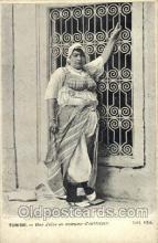 jud001359 - Tunisie, Judaic, Judaica, Postcard Postcards