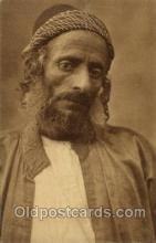 jud001363 - Jew Chief in Jerusalem, Judaic, Judaica, Postcard Postcards