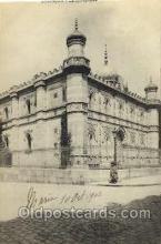 jud001394 - Basancon La Synagogue, Judaic Judaica, Postcard Postcards