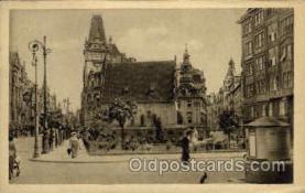 jud001415 - Prague Synagogue, Judaic Judaica, Postcard Postcards