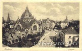 jud001426 - Dortmund Synagoge Judaic, Judaica Postcard Postcards