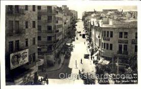jud001435 - Jerusalem, Ben Jehuda Street Judaic, Judaica Postcard Postcards