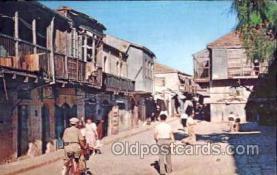 jud001446 - Modern Jerusalem Judaic, Judaica Postcard Postcards