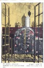 jud001458 - Mt. Zion - Jerusalem, Enternece of Tomb of David Judaic, Judaica Postcard Postcards