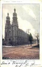 jud001459 - Temple Beth Isreal, Portland, Oregon, USA Judaic, Judaica Postcard Postcards