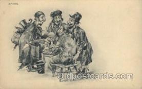 jud001552 - Judaic, Judaica Postcard Postcards