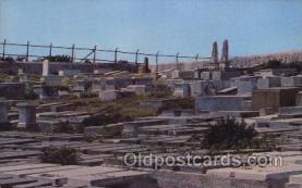 jud001558 - Jewish Cemetery Judaic, Judaica Postcard Postcards