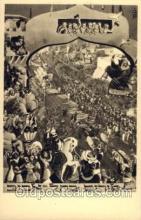 jud001566 - Purim Carnival in Tel-Aviv Judaic, Judaica Postcard Postcards
