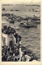 jud001567 - Chalutzim Landing at Jaffa Judaic, Judaica Postcard Postcards
