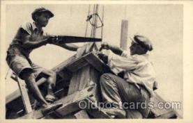 jud001570 - Jewish Builders Judaic, Judaica Postcard Postcards