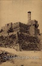 jud001592 - David's Tower Judaic, Judaica Postcard Postcards