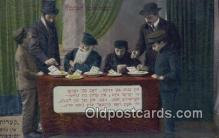 jud001641 - Judaic Postcard Post Cards Old Vintage Antique