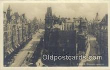 jud001660 - Zidovska Synagoga Praha Postcard Post Cards Old Vintage Antique