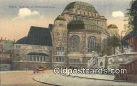 Synagoge Mit Jahrhundertbrunnen