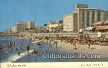 jud001694 - Tel Aviv  Postcard Post Cards Old Vintage Antique
