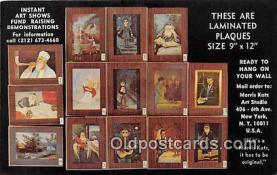 Laminated Plaques, Morris Katz