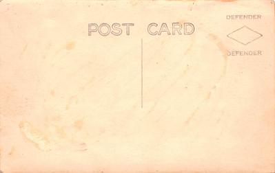 kkk000013 - Klu Klux Clan Postcard  back