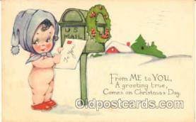 kew000001 - Krampus, Devil Postcard Postcards