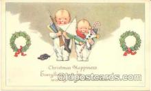 kew000003 - Krampus, Devil Postcard Postcards