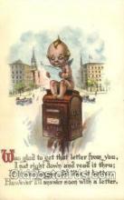 kew000006 - Kewpies Postcard Postcards