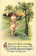 kew000007 - Kewpies Postcard Postcards