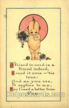 kew000010 - Kewpies Postcard Postcards