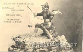 kra000063 - Krampus, Devil Postcard Postcards