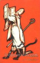 kra000117 - Krampus, Devil, Postcard Postcards