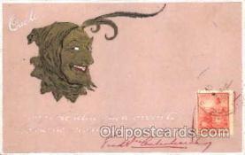 kra000124 - Krampus, Devil, Postcard Postcards