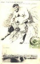 kra000128 - Krampus, Devil, Postcard Postcards