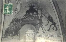 kra000130 - Krampus, Devil, Postcard Postcards