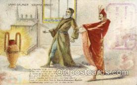 kra000147 - Krampus Postcard Postcards