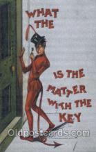 kra000194 - Krampus Postcard Postcards