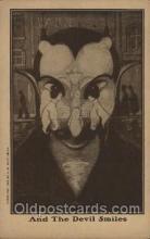kra000221 - Devil, Krampus Postcard Postcards