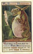 kra000288 - The Brother Hereafter Krampus Postcard Post Card Old Vintage Antique