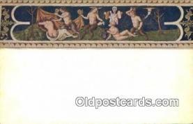 kra000308 - Krampus Siena Libreria del Duomo Postcard Post Card, Carte Postale, Cartolina Postale, Tarjets Postal,  Old Vintage Antique