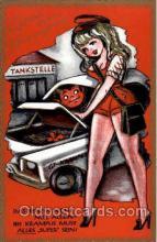 kra100014 - Krampus, Devil, Postcard Postcards