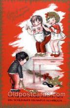 kra100026 - Krampus, Devil, Postcard Postcards