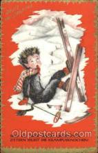 kra100036 - Krampus, Devil, Postcard Postcards