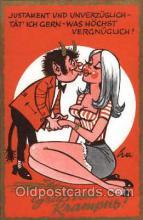 kra100062 - Krampus, Devil, Postcard Postcards