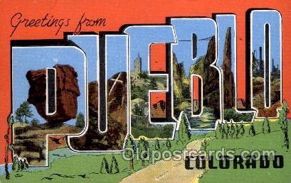 Pueblo CO