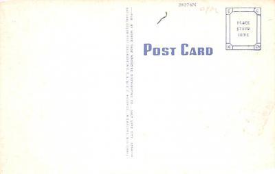 LLM100061 - Large Letter Militay Post Card Old Vintage Antique Postcard  back