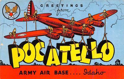 LLM100063 - Large Letter Militay Post Card Old Vintage Antique Postcard