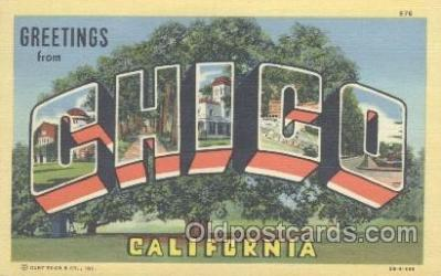 Chico, California USA