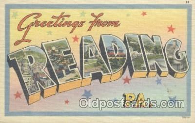 Reading, PA, USA