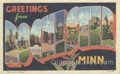 Rochester, Minn, USA